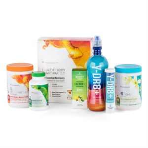 Picture of Aquagevity Healthy Body Start Pak 2.0